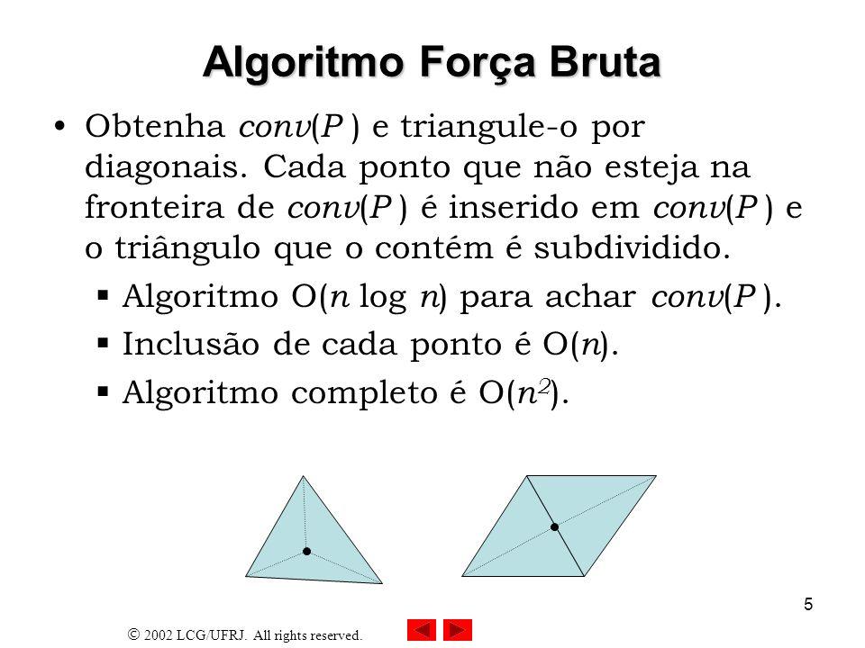 Algoritmo Força Bruta