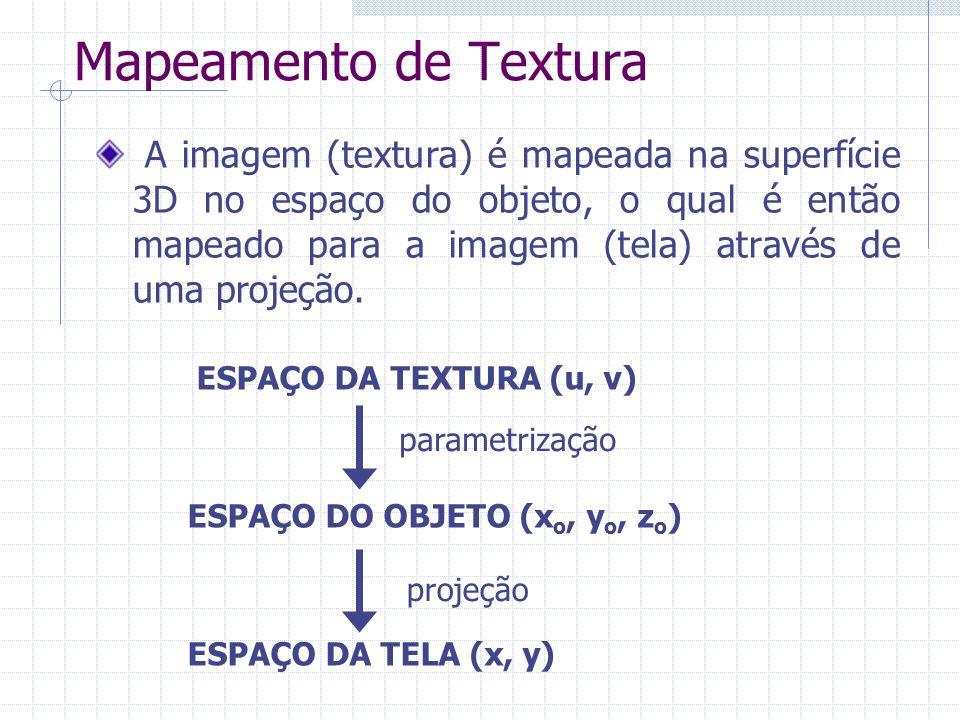 Mapeamento de Textura
