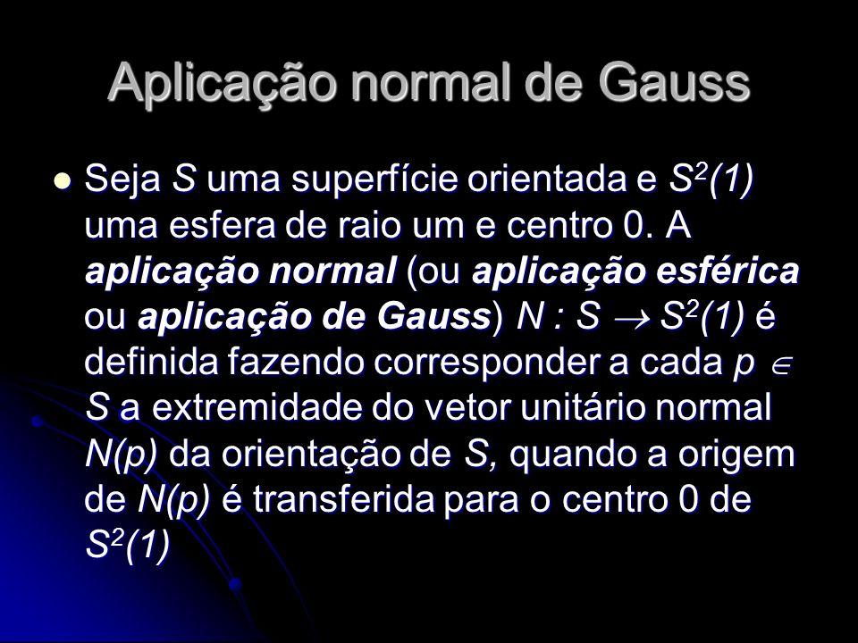 Aplicação normal de Gauss