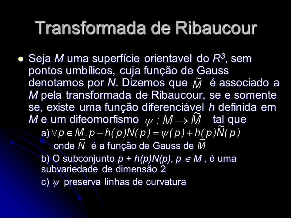 Transformada de Ribaucour