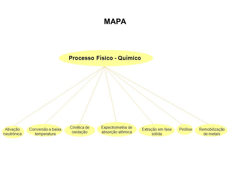 Processo Físico - Químico