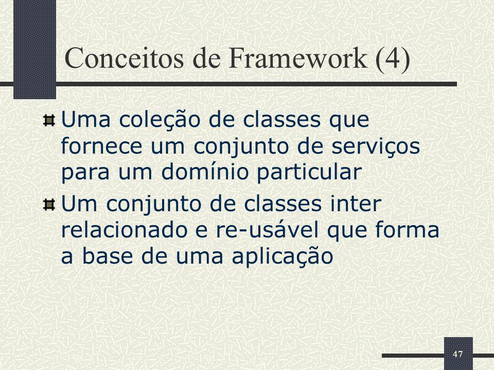 Conceitos de Framework (4)