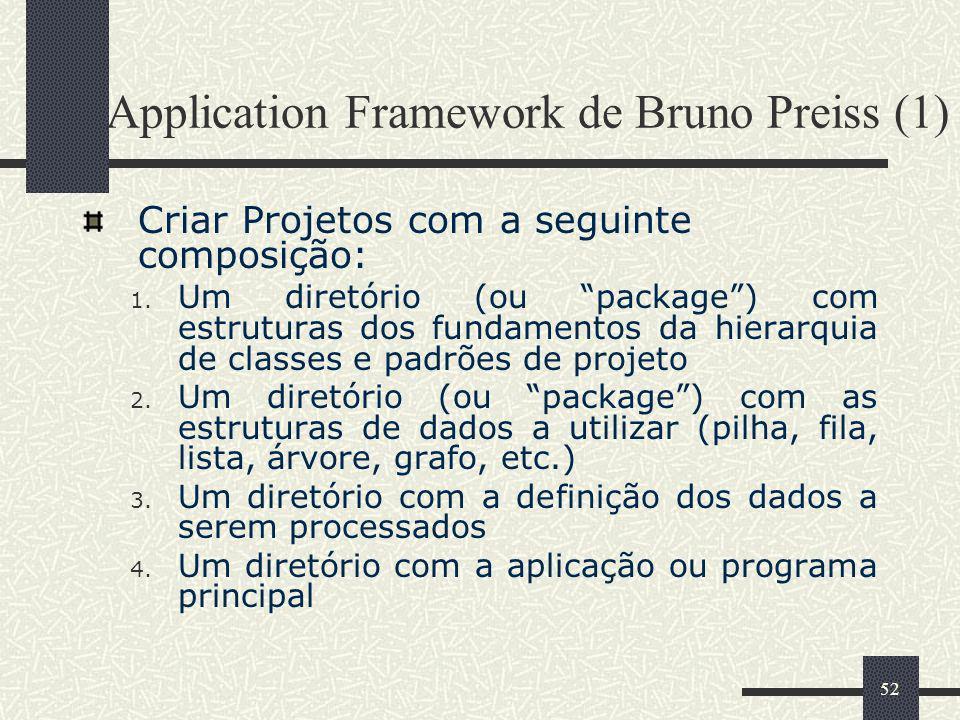 Application Framework de Bruno Preiss (1)