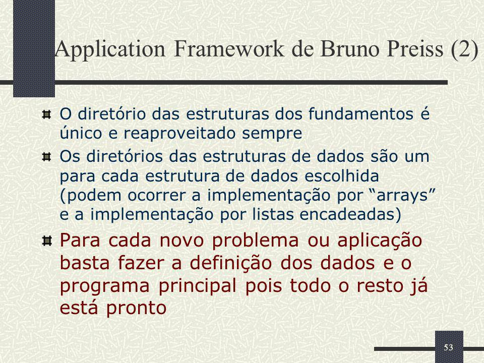 Application Framework de Bruno Preiss (2)