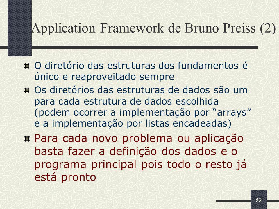 Application Framework de Bruno Preiss (2)