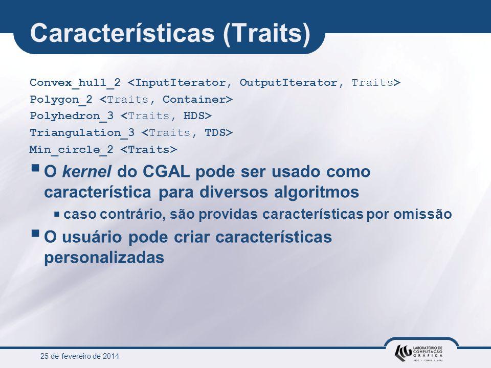 Características (Traits)