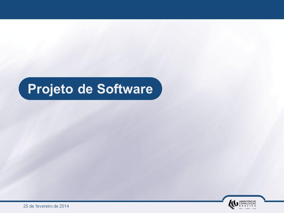 Projeto de Software 25 de março de 2017