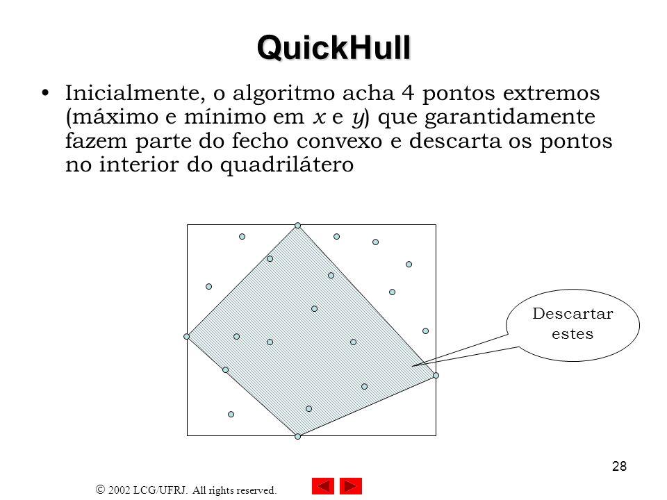 QuickHull