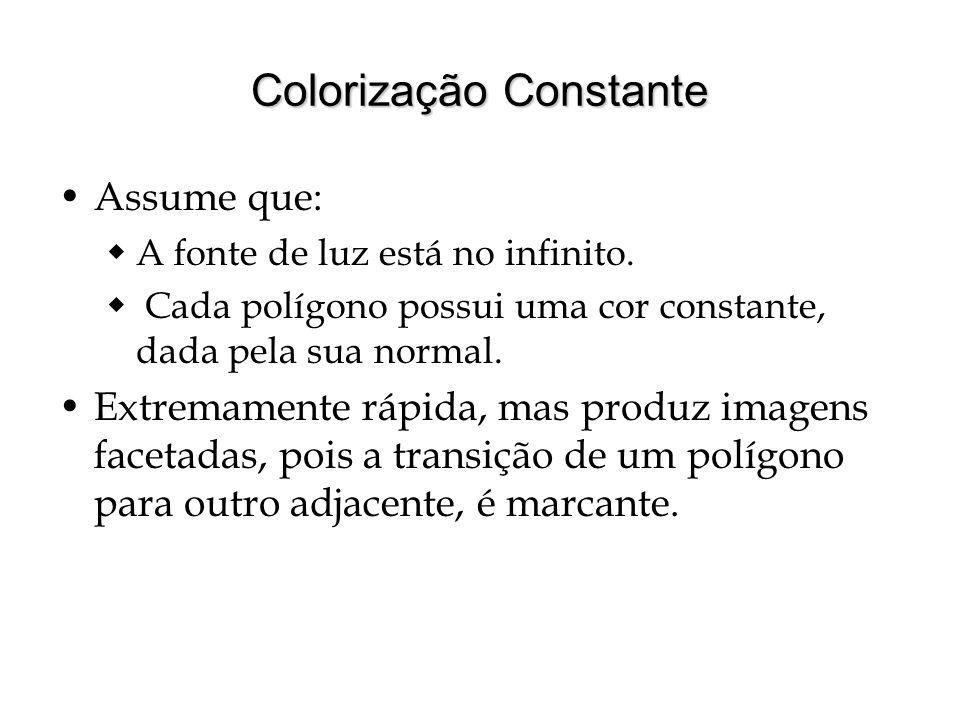 Colorização Constante