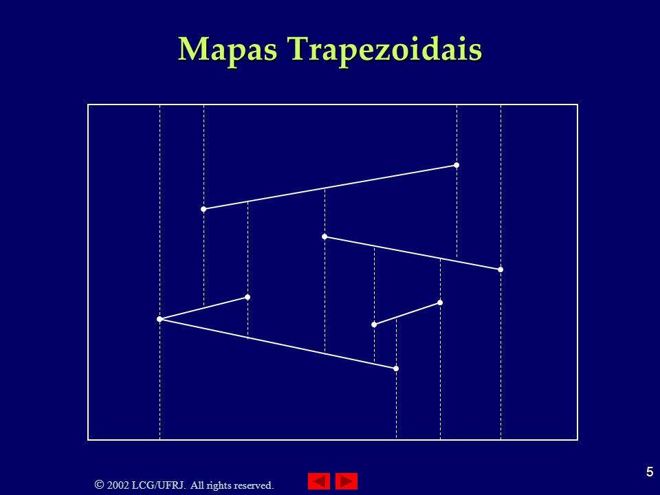 Mapas Trapezoidais