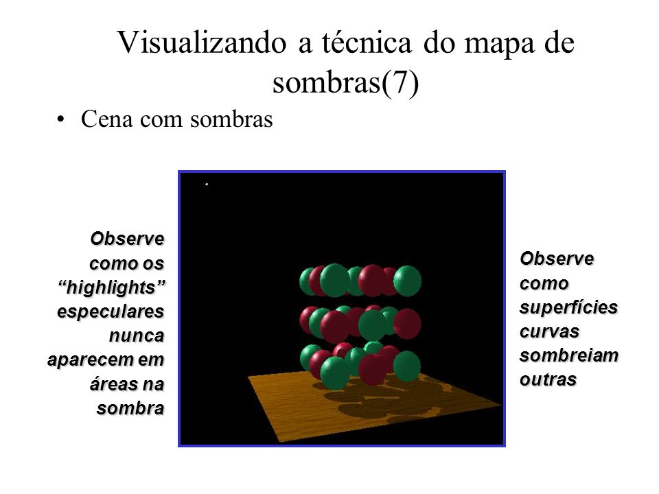 Visualizando a técnica do mapa de sombras(7)