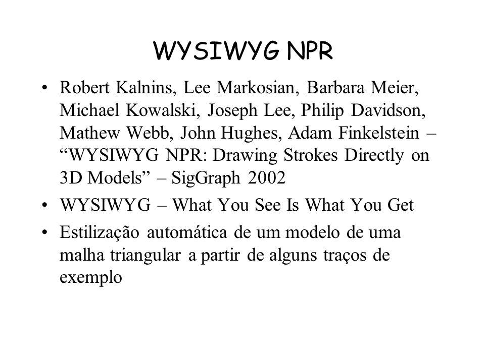 WYSIWYG NPR