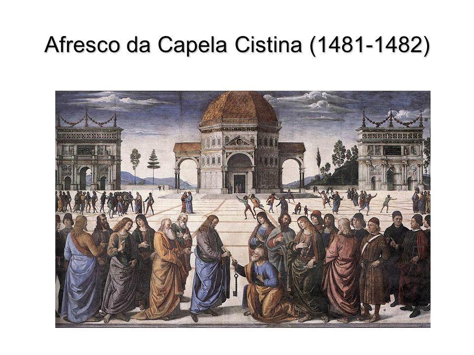 Afresco da Capela Cistina (1481-1482)