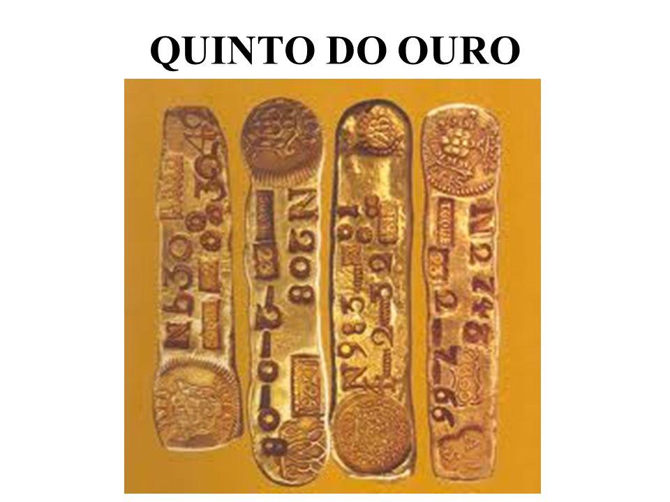 QUINTO DO OURO