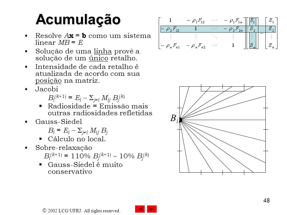 Bi(k+1) = 110% Bj(k+1) – 10% Bj(k)