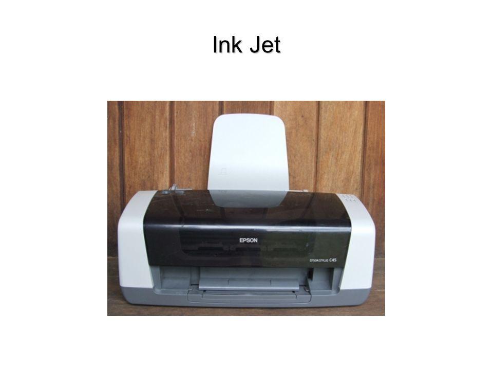 Ink Jet