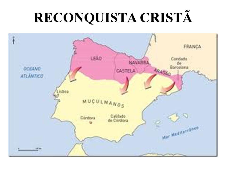 RECONQUISTA CRISTÃ