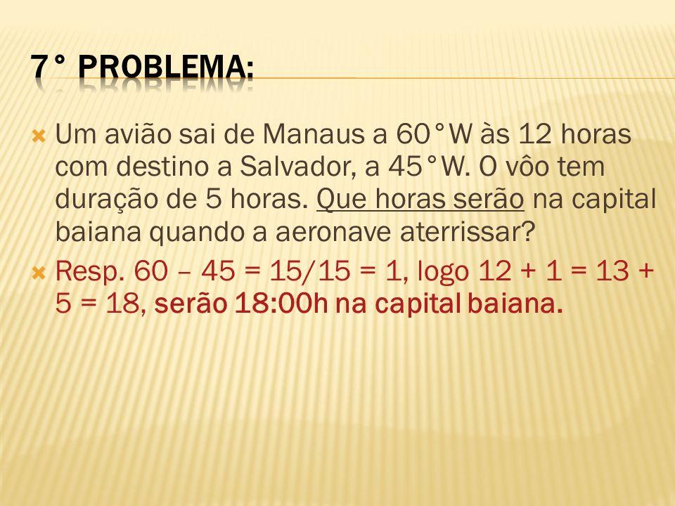 7° problema: