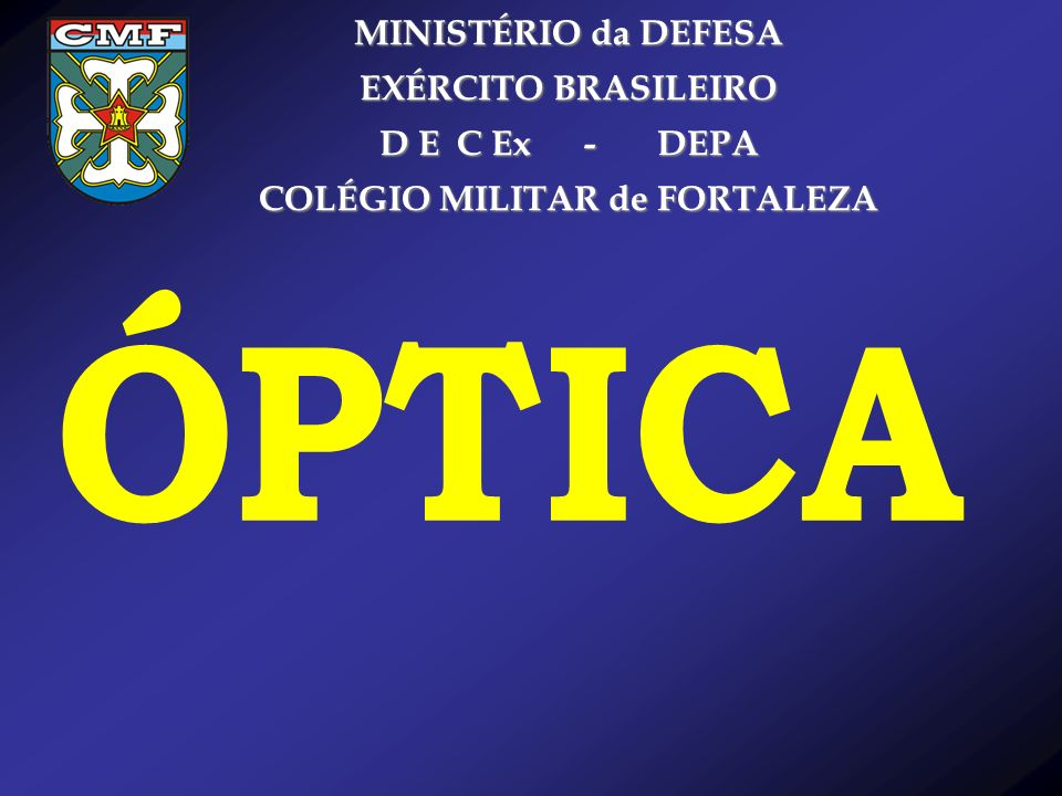 COLÉGIO MILITAR de FORTALEZA