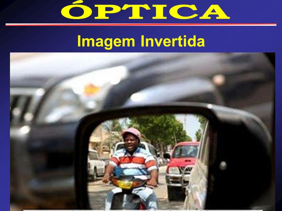 ÓPTICA Imagem Invertida
