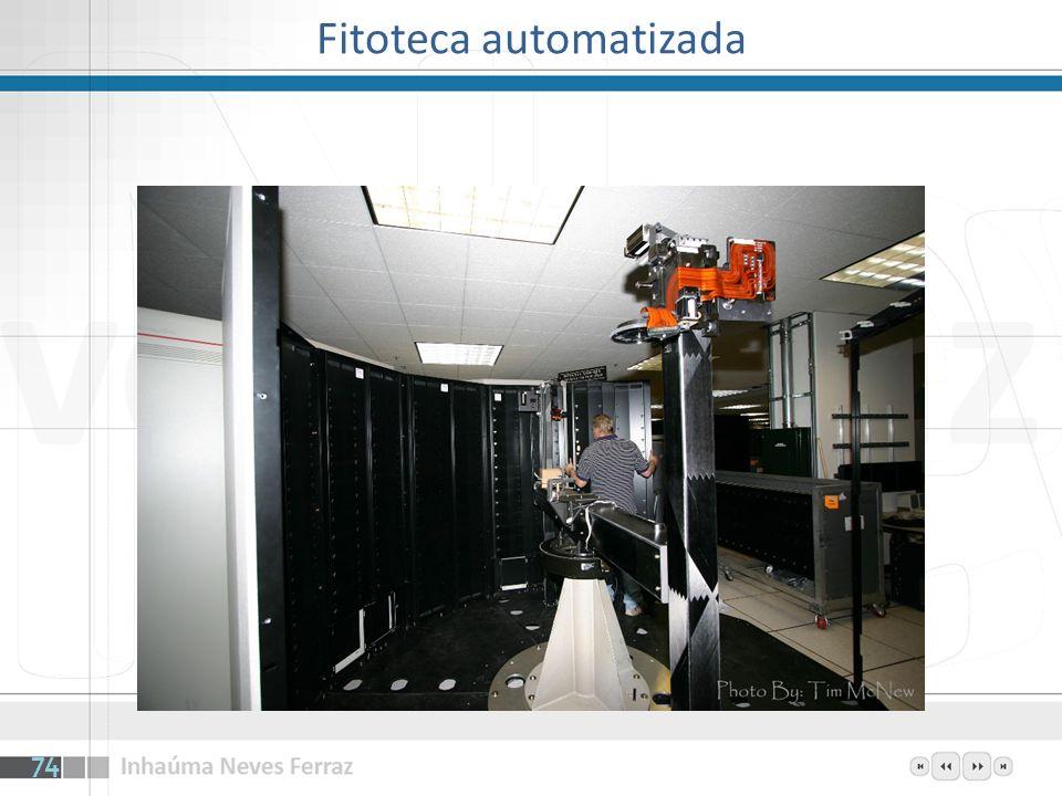 Fitoteca automatizada