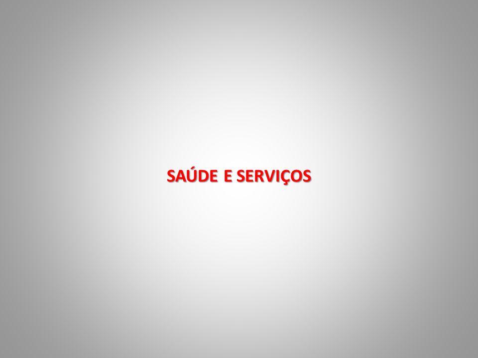 SAÚDE E SERVIÇOS