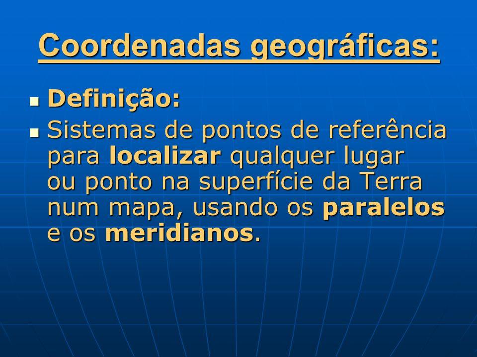 Coordenadas geográficas: