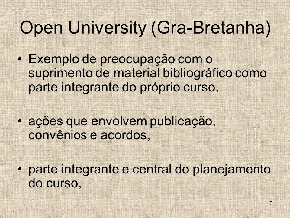 Open University (Gra-Bretanha)