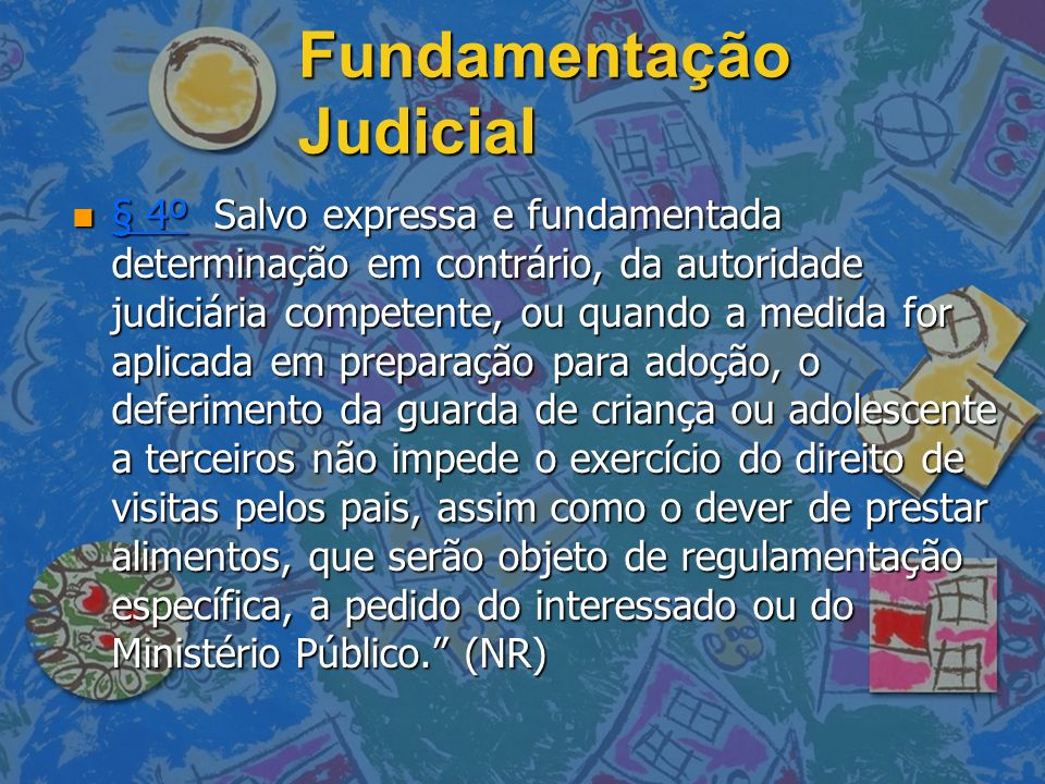 Fundamentação Judicial