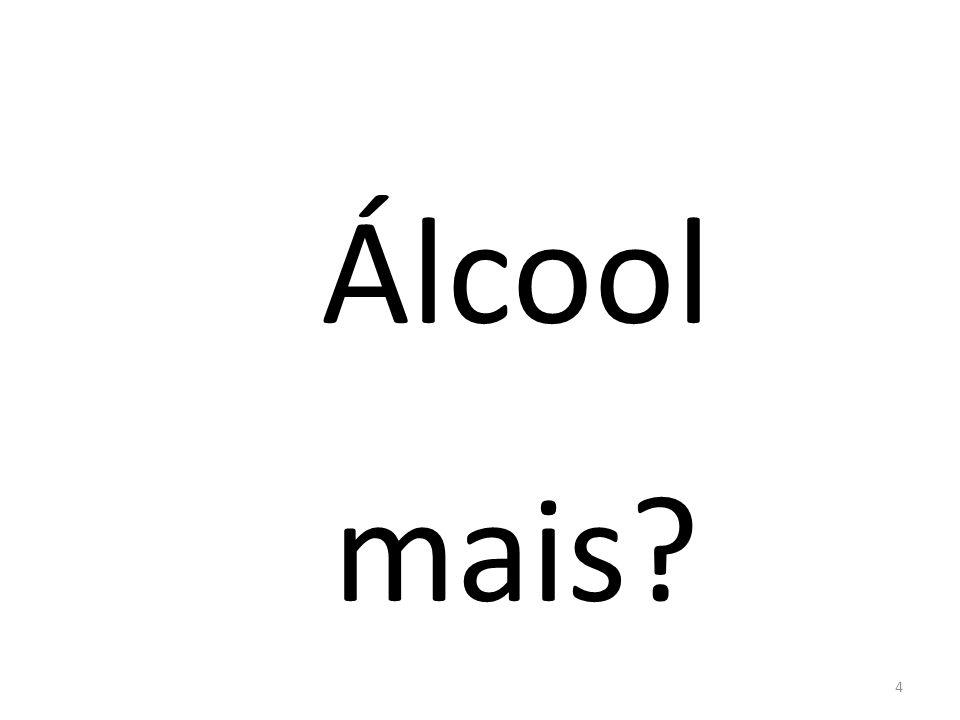 Álcool mais