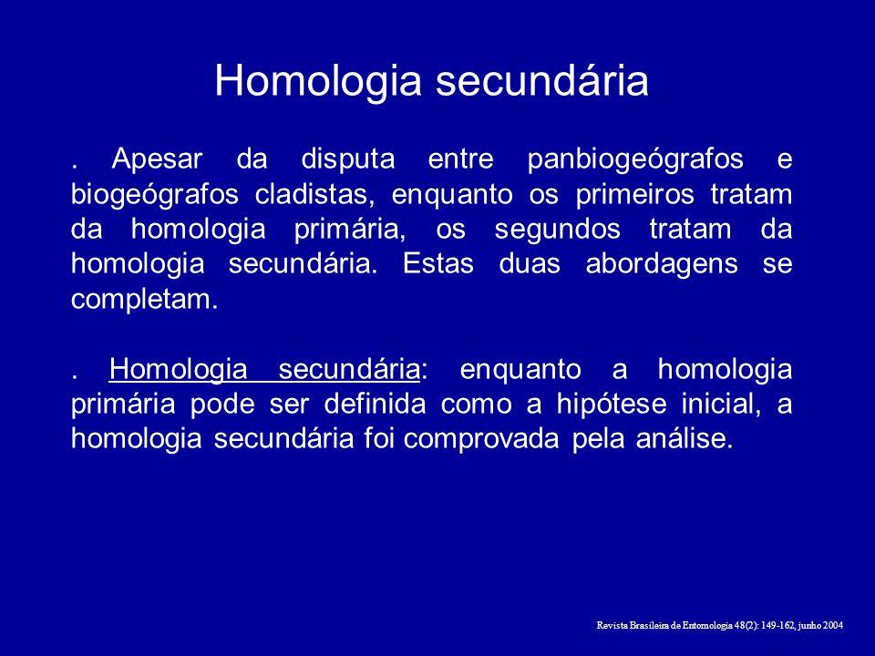Homologia secundária