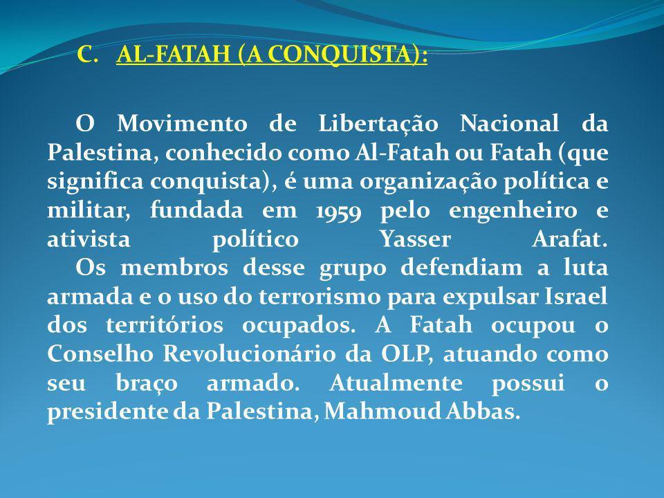 C. AL-FATAH (A CONQUISTA):
