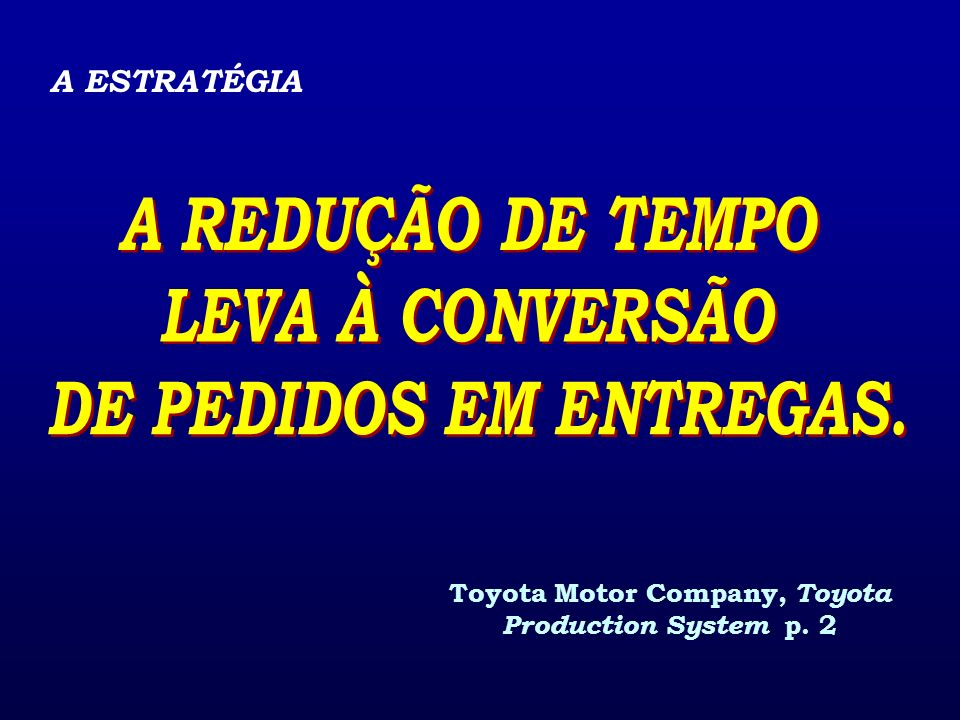 Toyota Motor Company, Toyota Production System p. 2