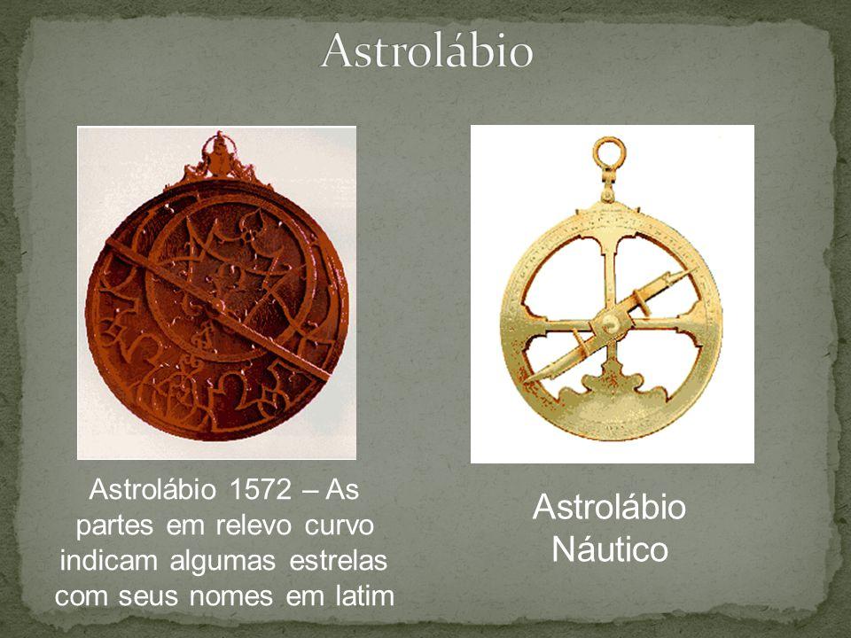 Astrolábio Astrolábio Náutico