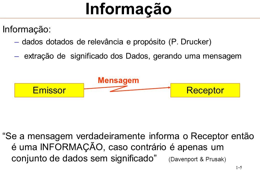 Informação Informação: