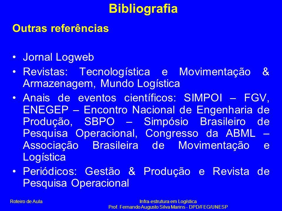 Bibliografia Outras referências Jornal Logweb