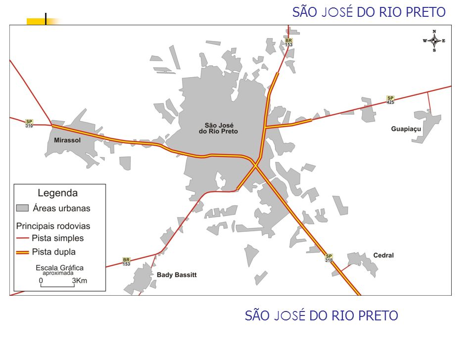 SÃO JOSÉ DO RIO PRETO SÃO JOSÉ DO RIO PRETO