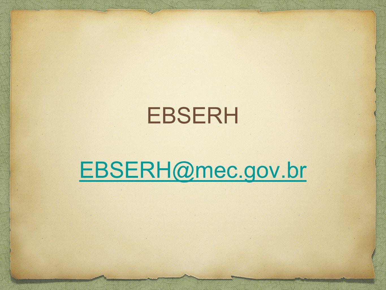 EBSERH EBSERH@mec.gov.br