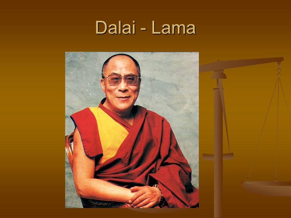 Dalai - Lama