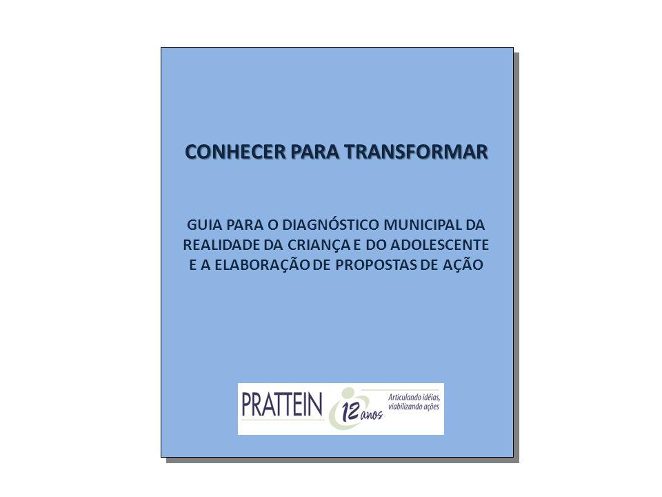 CONHECER PARA TRANSFORMAR