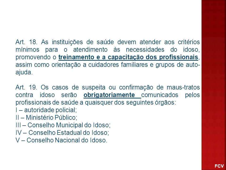 CAPÍTULO IV Do Direito à Saúde