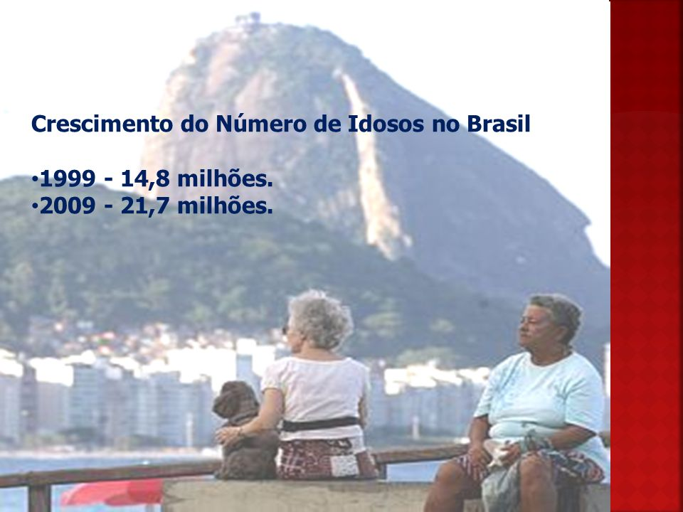 Crescimento do Número de Idosos no Brasil