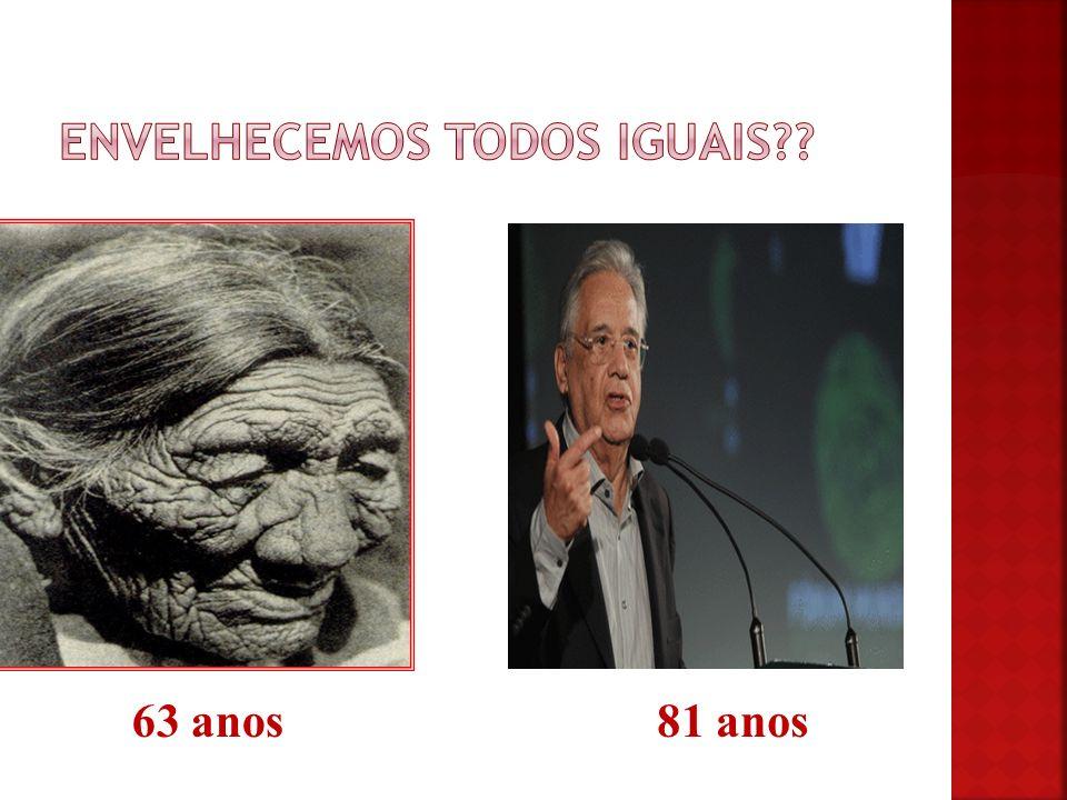 Envelhecemos todos Iguais