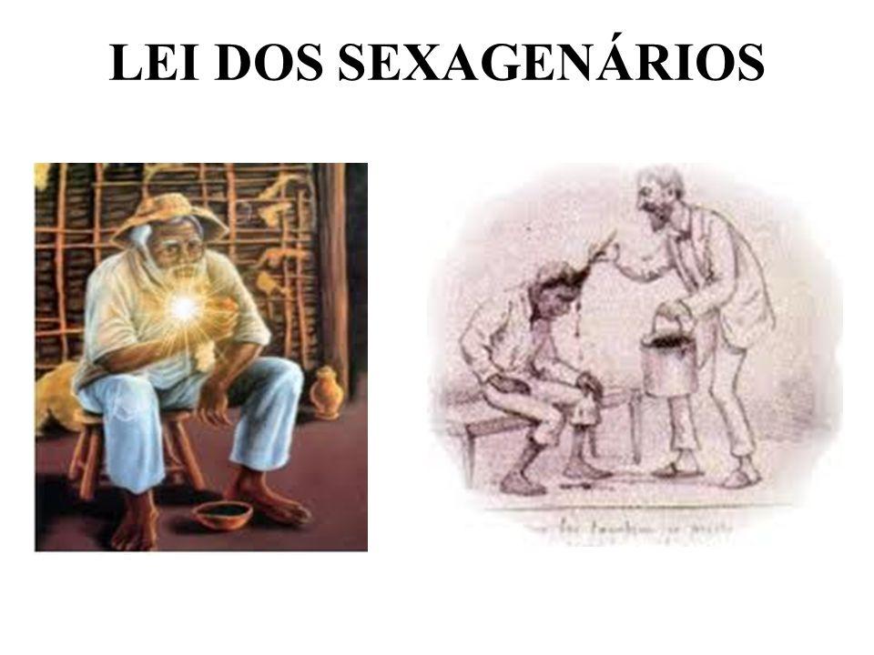 LEI DOS SEXAGENÁRIOS