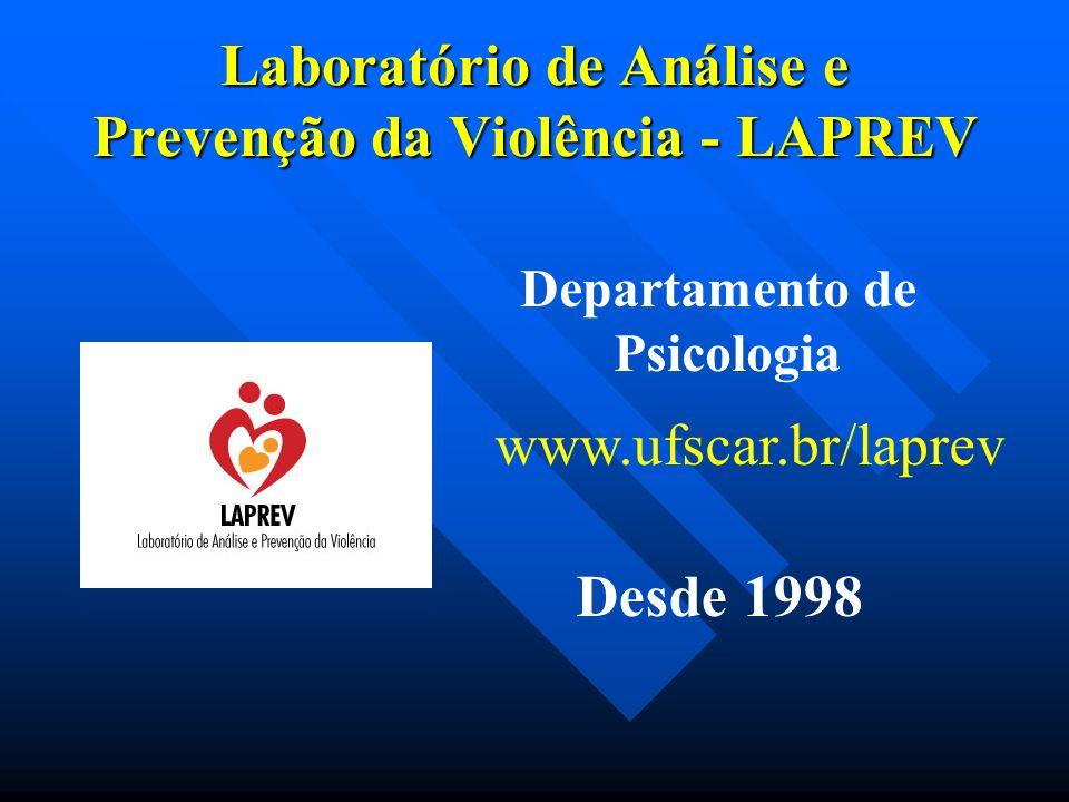 Laboratório de Análise e Prevenção da Violência - LAPREV