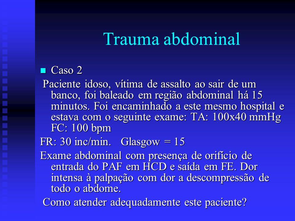 Trauma abdominal Caso 2.