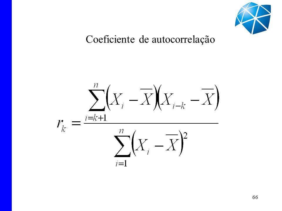 Coeficiente de autocorrelação