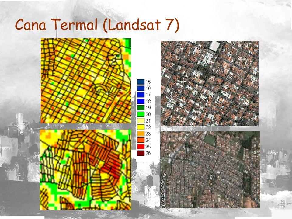 Cana Termal (Landsat 7)