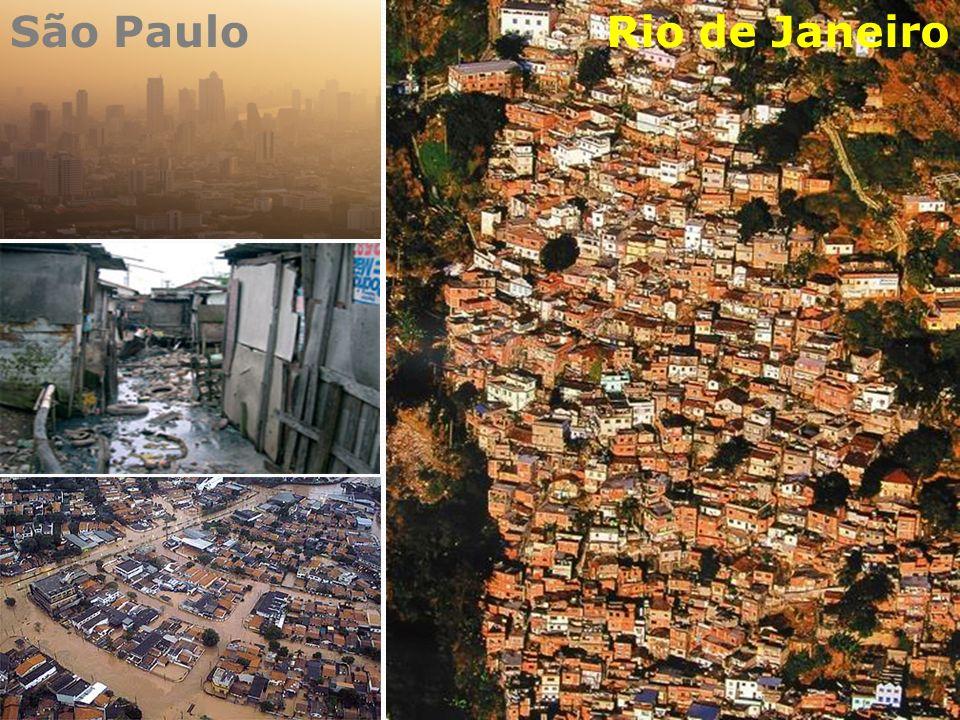 São Paulo Rio de Janeiro