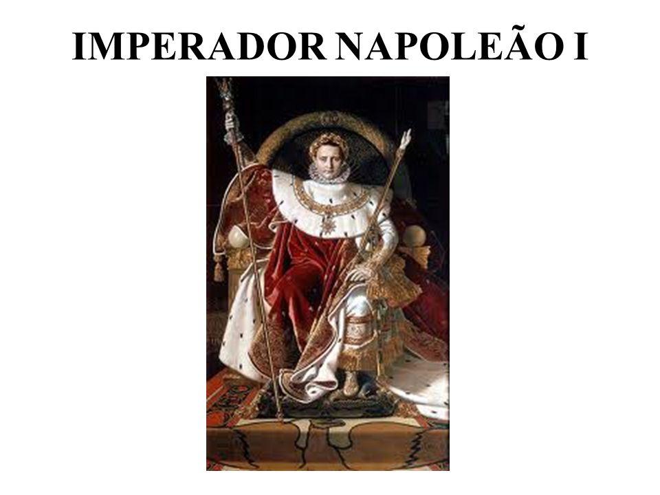 IMPERADOR NAPOLEÃO I